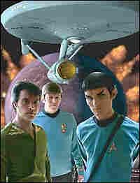 Key Cast Members of Star Trek: New Voyages