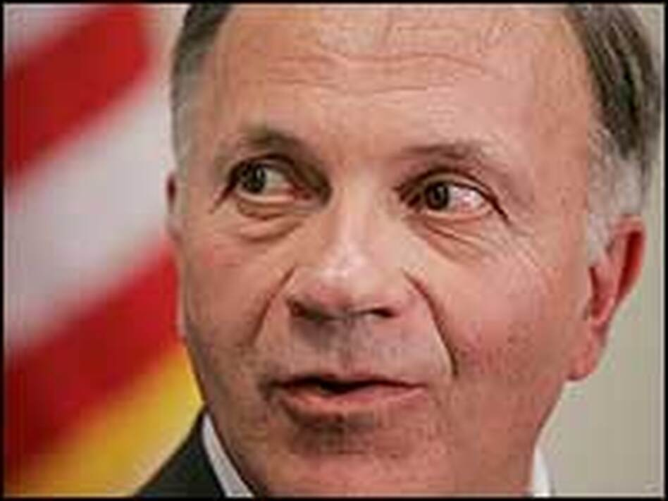 Tom Tancredo, a Republican congressman from Colorado, has become close friends with look-alike Steve King.