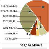 Allocation of Gates Foundation Grants