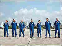 Discovery's Crew.