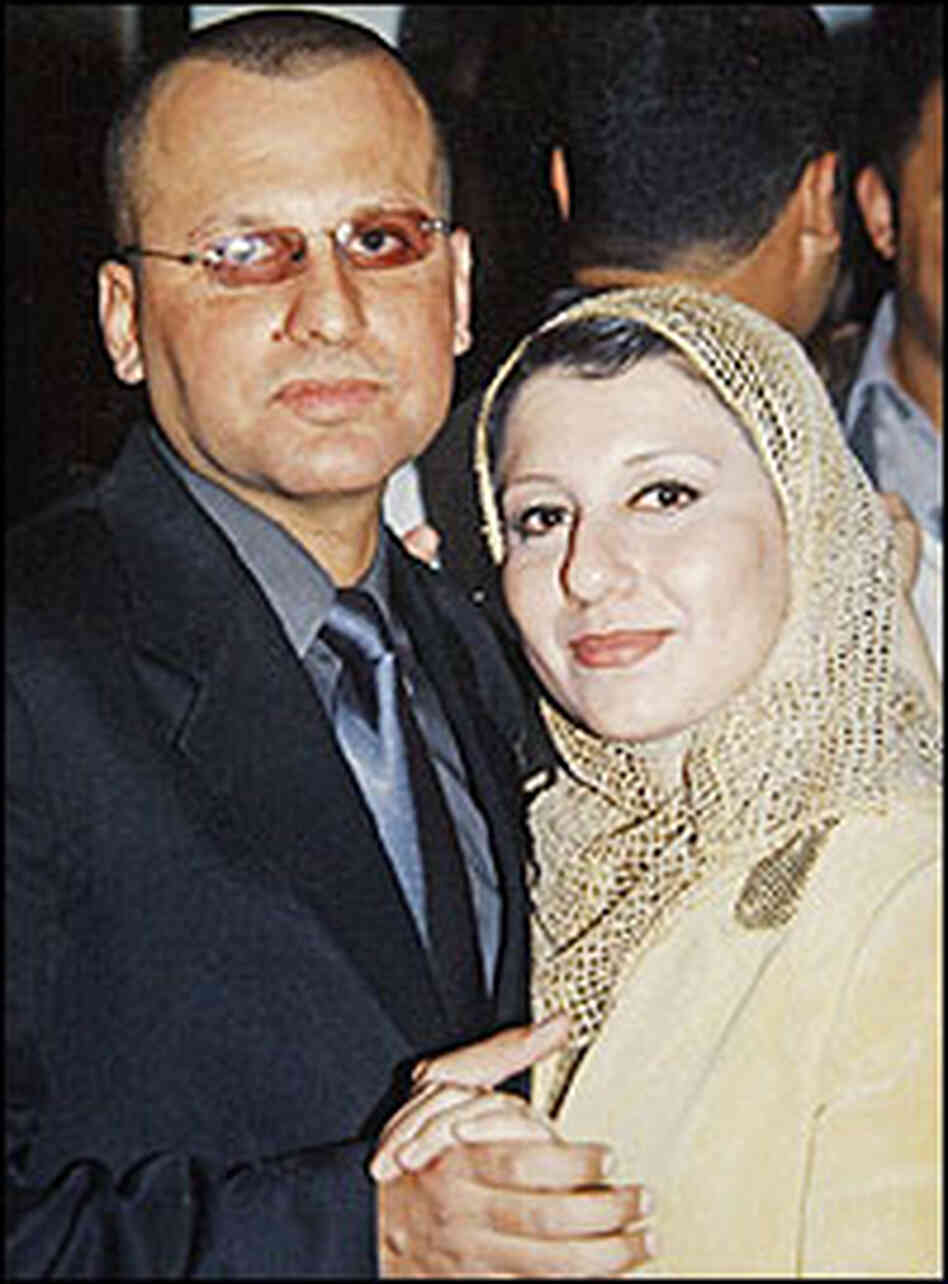 Dr. Yasser Salihee, seen here with his wife Dr. Raghad Wazzan
