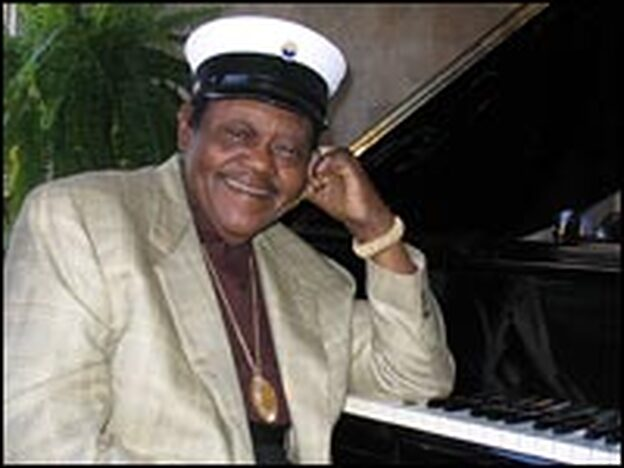For half a century, Fats Domino has been making music in New Orleans.