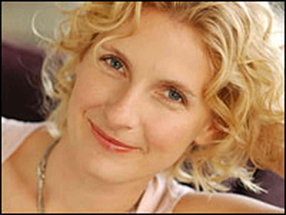Author Elizabeth Gilbert