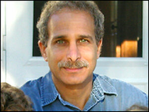 Stewart Selman in 2002, months before his diagnosis was made.