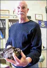 Bob Bea, a University of California, Berkeley engineering professor