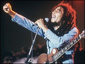 Reggae musician, songwriter and singer Bob Marley died 25 years ago.