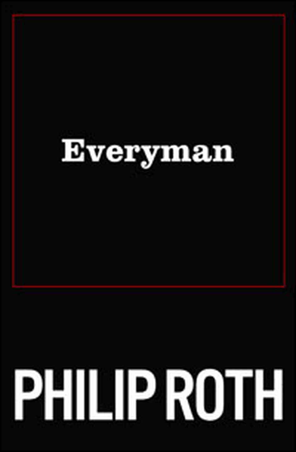 Cover of Philip Roth's 'Everyman'