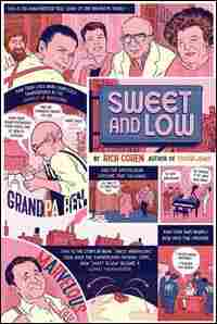 Jacket of 'Sweet And Low' by Rich Cohen