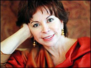 Isabel Allende's new novel