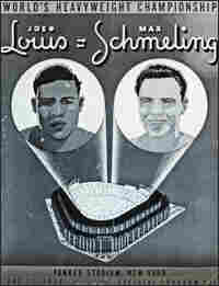 The official program for the second Louis-Schmeling fight.
