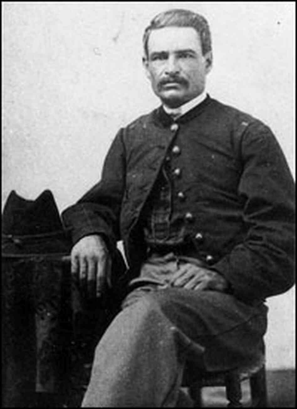 Black Civil War Soldier Gets Overdue Honors Npr