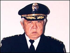 Sheriff Harry Lee