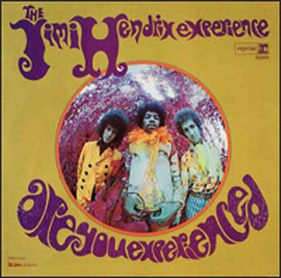 Jimi Hendrix's 1967 album 'Are You Experienced?'