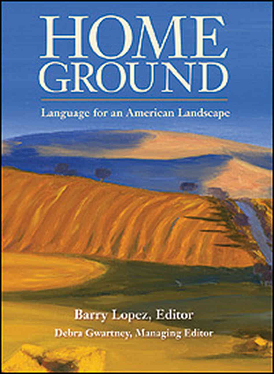 Home Ground Book Cover