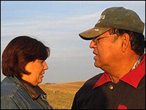 Keith and Claryca Mandan