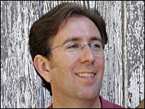 Author D.T. Max