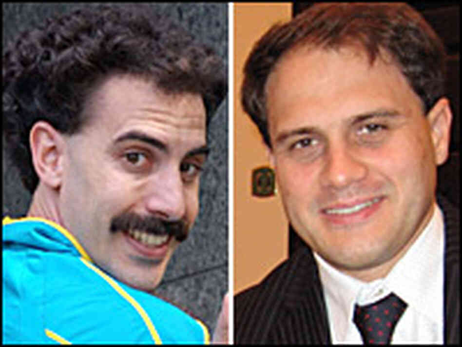 Borat and Vassilenko