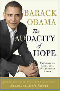 Cover of 'The Audacity of Hope' by Barack Obama