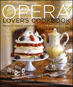 'The Opera Lovers' Cookbook'