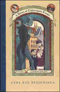 The first Baudelaire book.