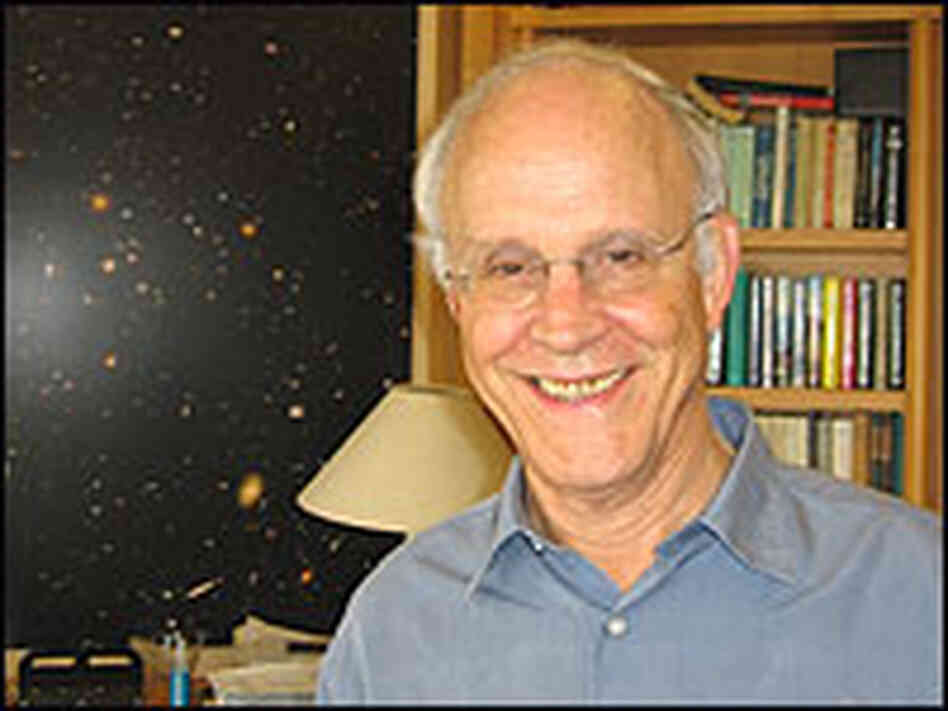 David Gross, director of the Kavil Institute for Theoretical Physics at University of California, Sa