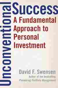 cover of Swensen's investing advice book