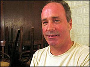 Andrew Porazzo, an electrician and Ground Zero rescue volunteer.