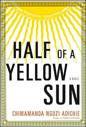 'Half of a Yellow Sun' Cover