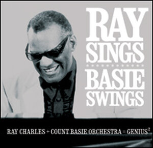 CD cover: Ray Sings, Basie Swings