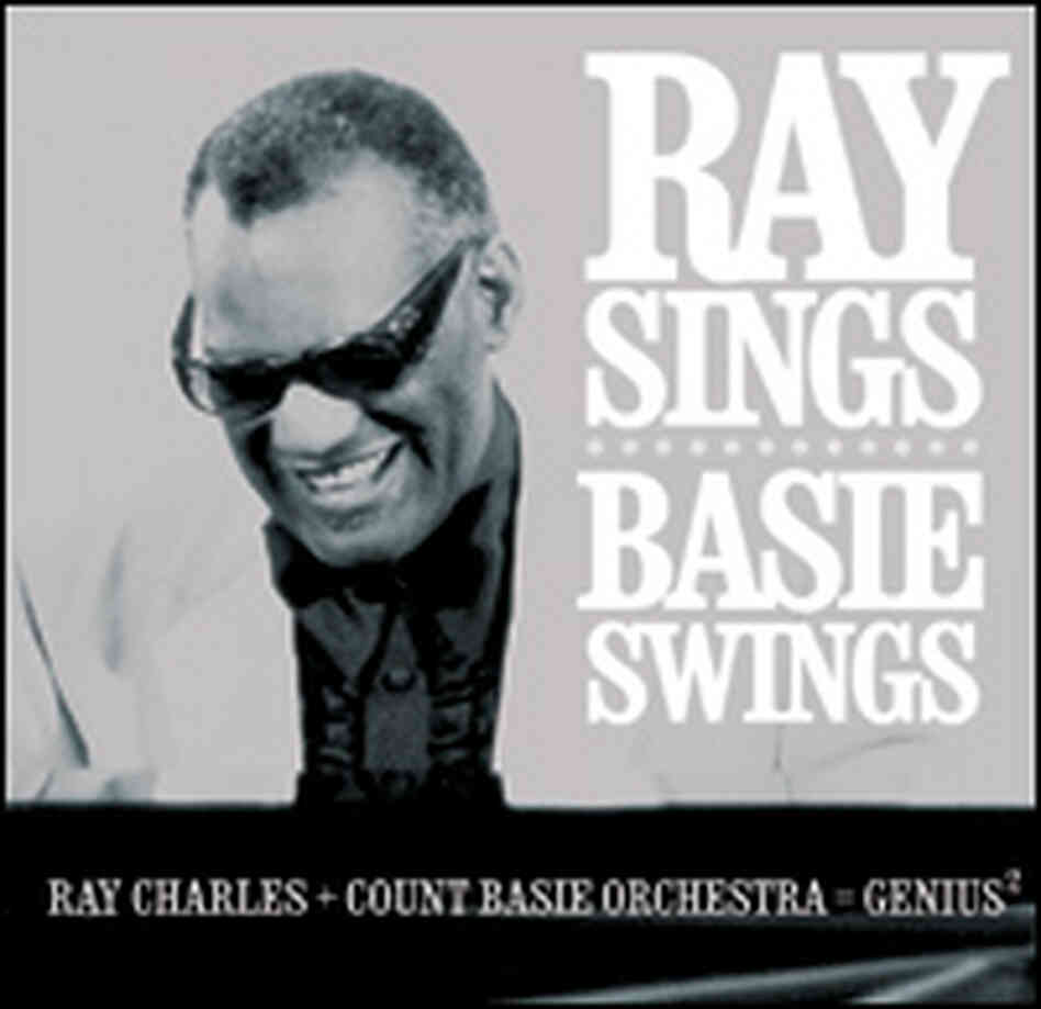 CD cover: Ray Sings, Bas