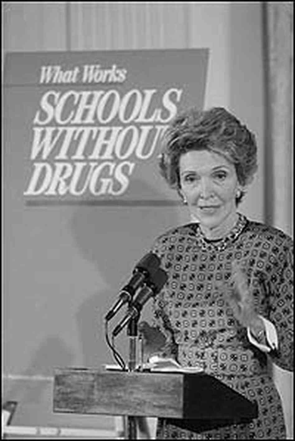 Reagans war on drugs essay