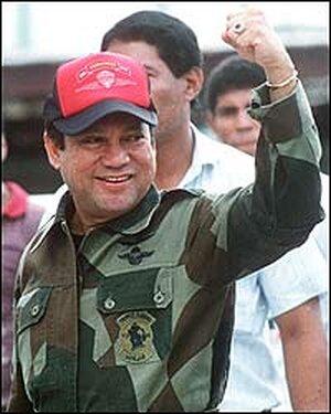General Manuel Noriega