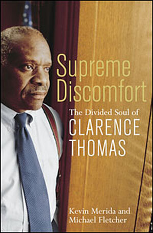 Cover of 'Supreme Discomfort'