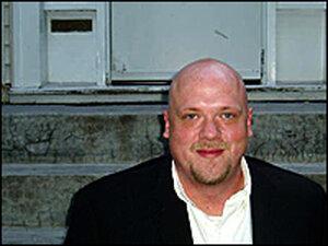 Author Geoffrey Edwards
