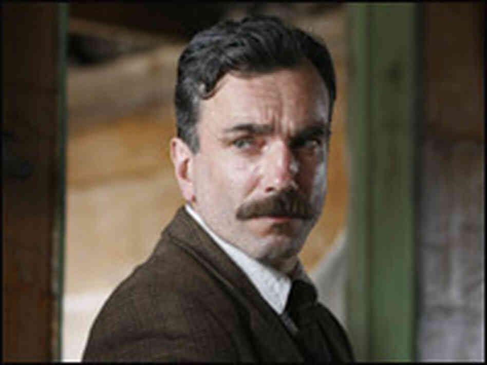 Daniel Day-Lewis as 'Daniel Plainview'