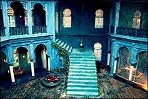 The set of 'Saawariya'