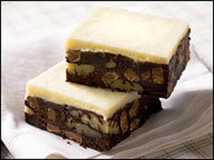 Quintuple Brownies