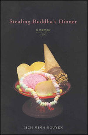 Cover of 'Stealing Buddha's Dinner'