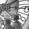 Drawing from 'Hugo Cabret' - Primary