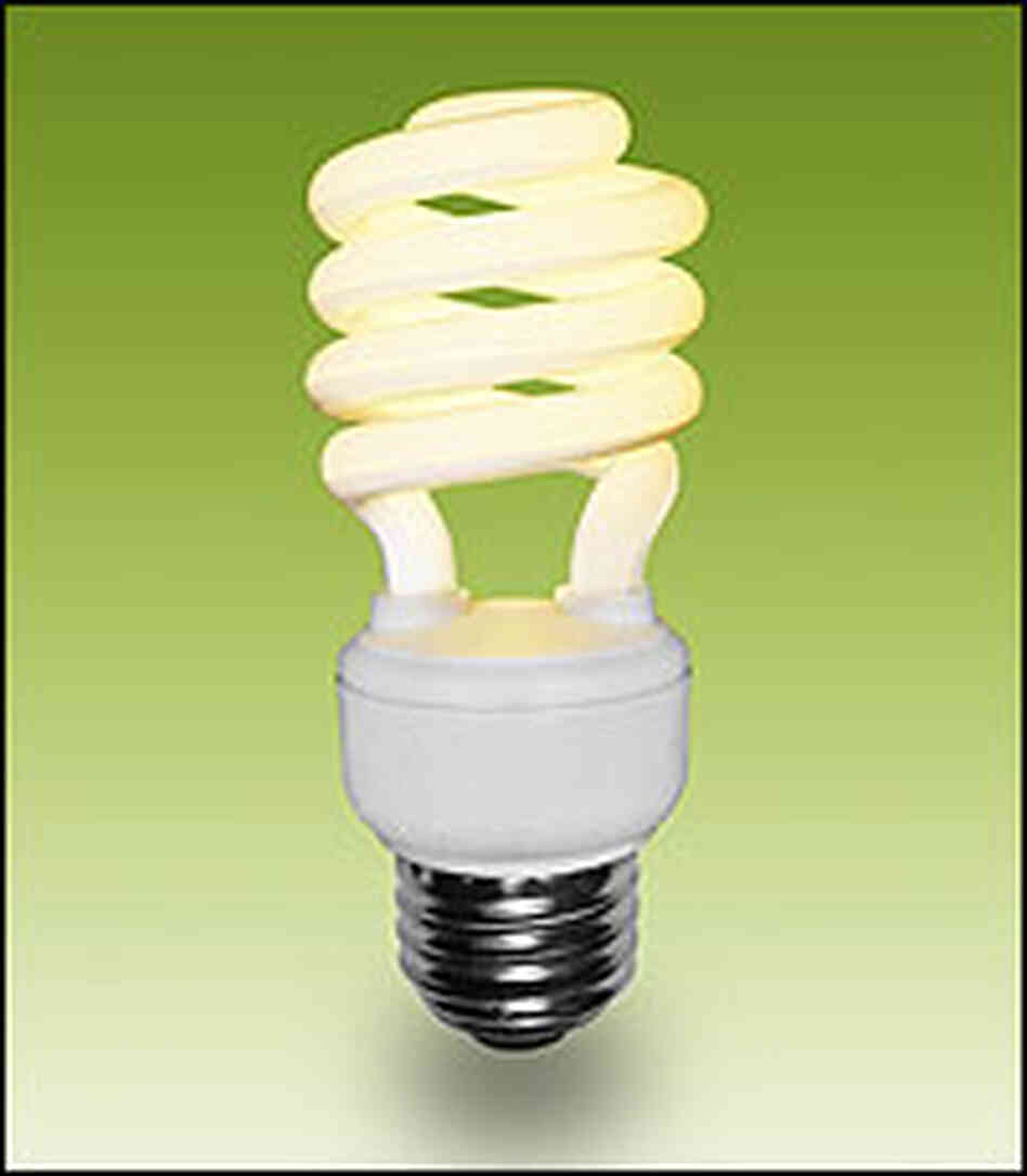 Cfl bulbs have one hitch toxic mercury npr Fluorescent light bulb