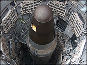 The Titan II Missile
