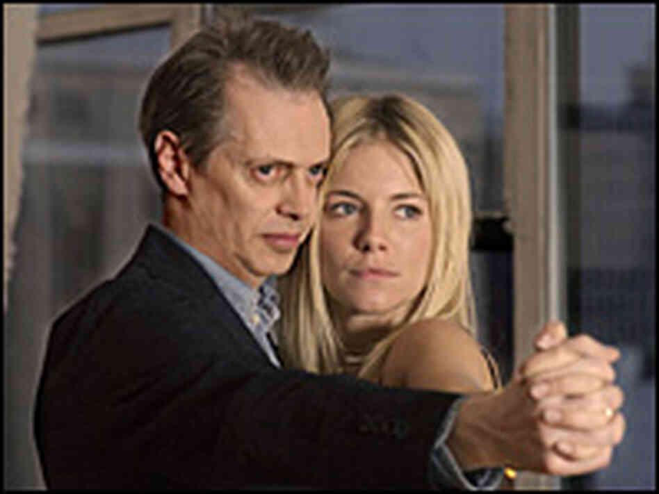 Steve Buscemi and Sienna Miller star in 'Interview'