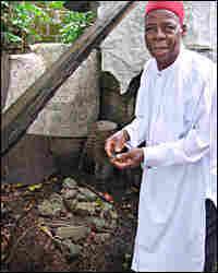 Chief Eze Kingsley Okene
