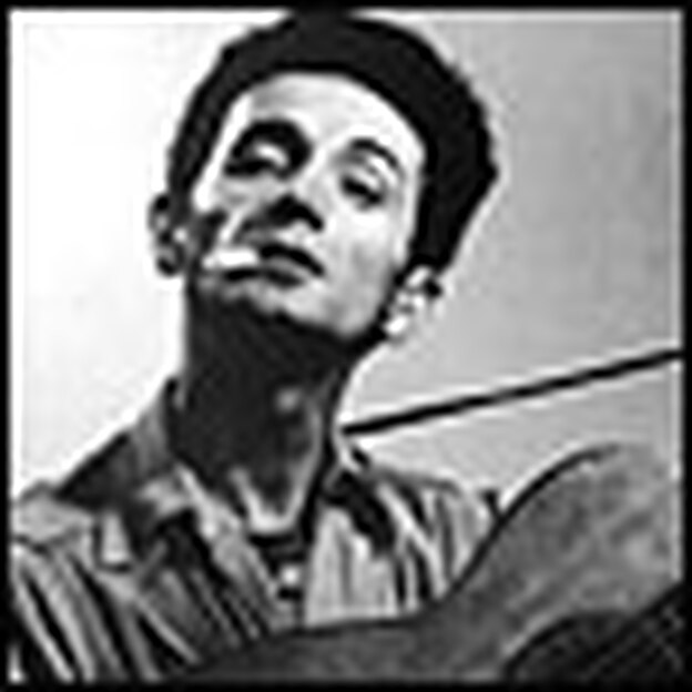 Woody Guthrie's Fertile Month on the Columbia River