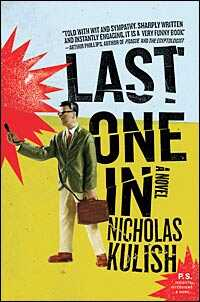 Cover of 'Last One In'