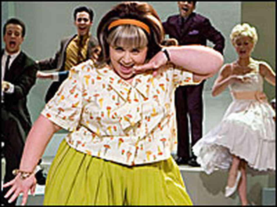 Nikki Blonsky in 'Hairspray'