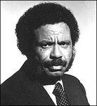 Radio personality Petey Greene