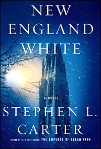 Book Cover 'New England White'