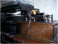 Edison Cylinder Phonograph, ca. 1906