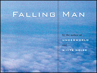Detail from the cover of 'Falling Man'